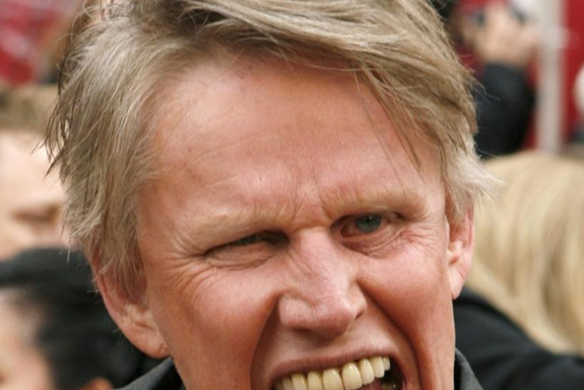 Gary Busey said he would back Newt Gingrich on Saturday, but on the following Wednesday, Busey withdrew his support for the presidential candidate.