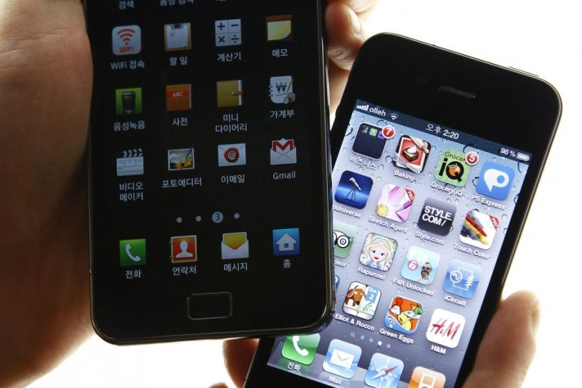 Apple iPhone 5 vs. Samsung Galaxy S3: The Clash of the Smartphone Titans Looming