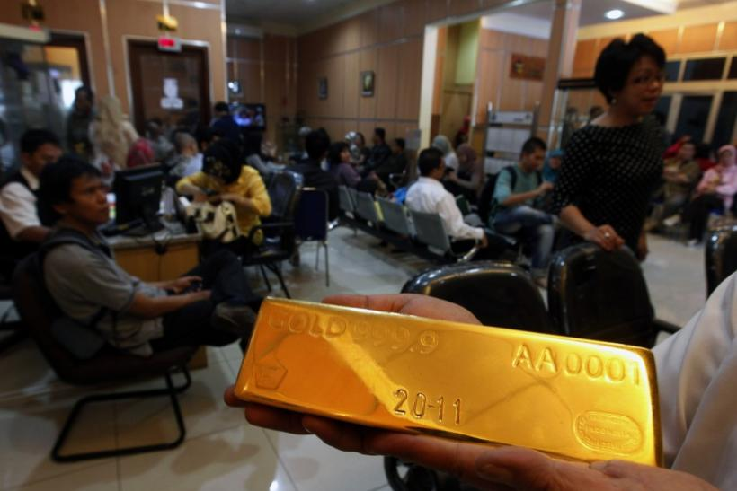 12.5 kg gold bar in Indonesia