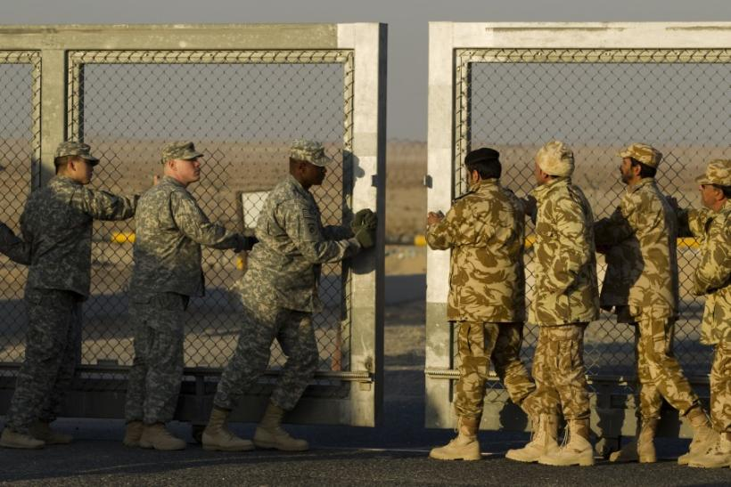 U.S. Withdraws from Iraq: Final Moments [SLIDESHOW]