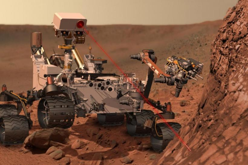 Mars Exploration Likely One of the Top Development for 2012
