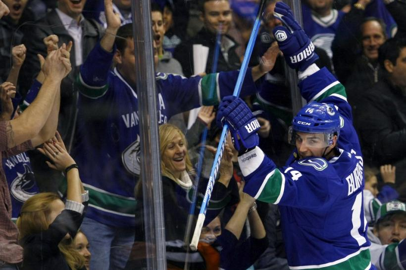 The Vancouver Canucks enter the playoffs with the best record in the NHL.