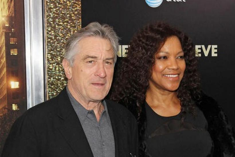 Hightower and De Niro Welcome Baby Girl