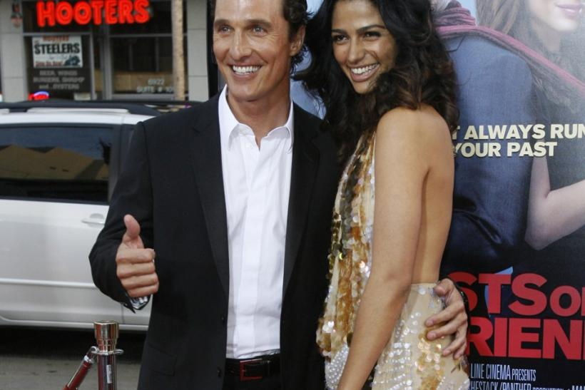 Camila Alves at Movie Premiere