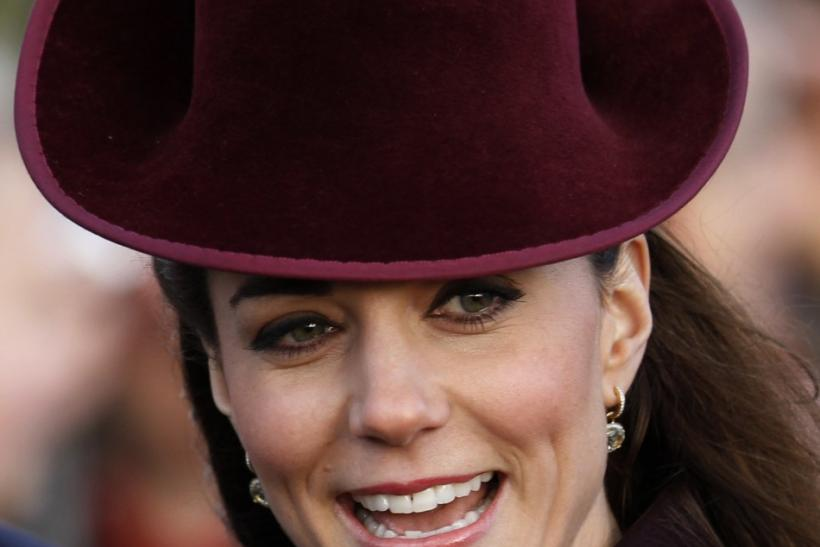 1.Kate Middleton