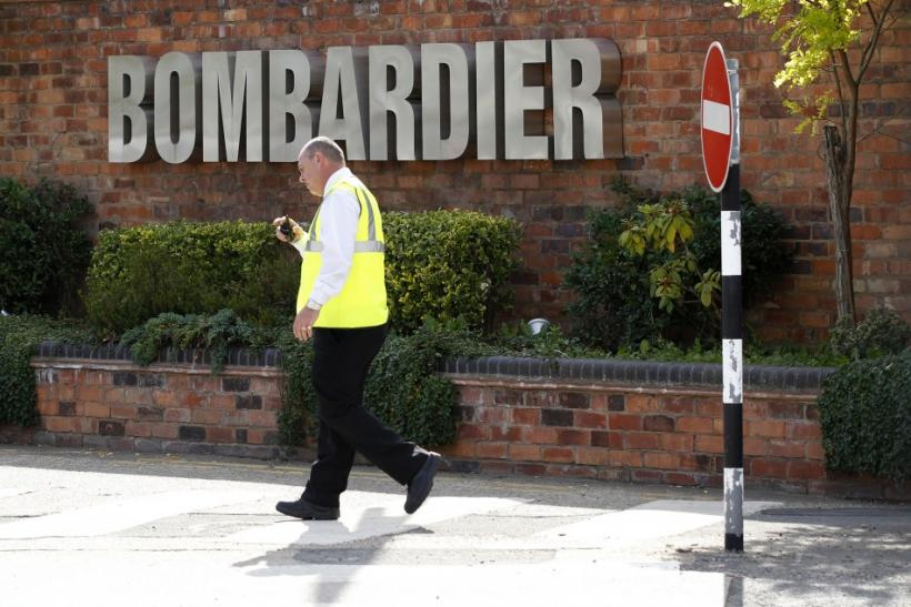 Bombardier Bags Challenger 850 Jets Order Worth $156 Million