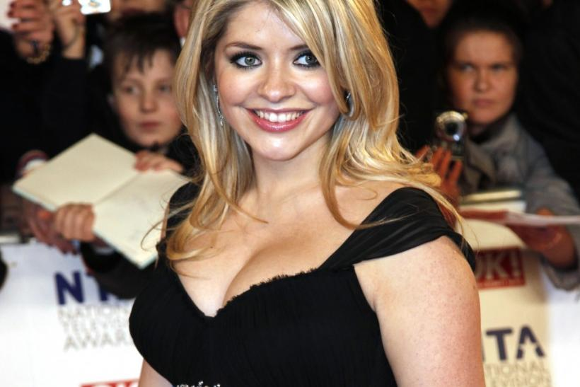 5. Holly Willoughby