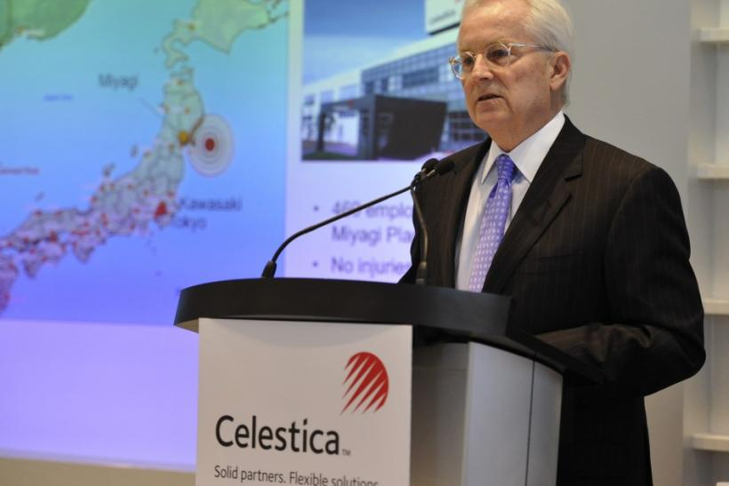 U.S. court revives Celestica shareholder lawsuit