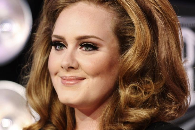 Adele Brushes Off Karl Lagerfeld 'Too Fat' Remarks: 'I'm Very Proud' Of My Body