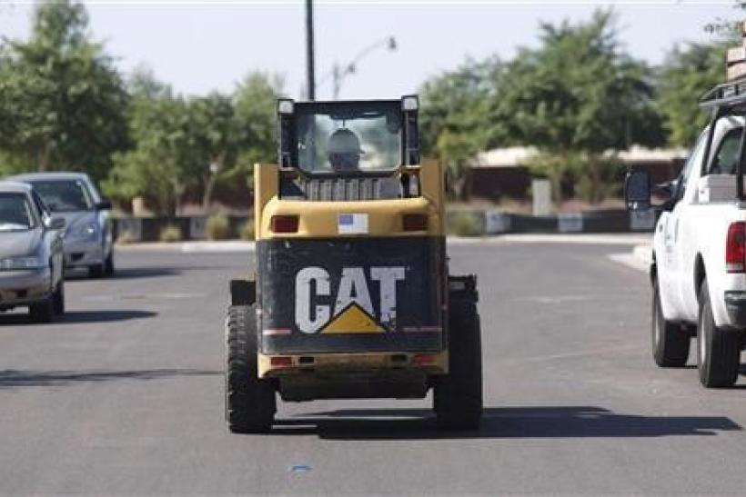 Caterpillar moves to lock out CAW workers