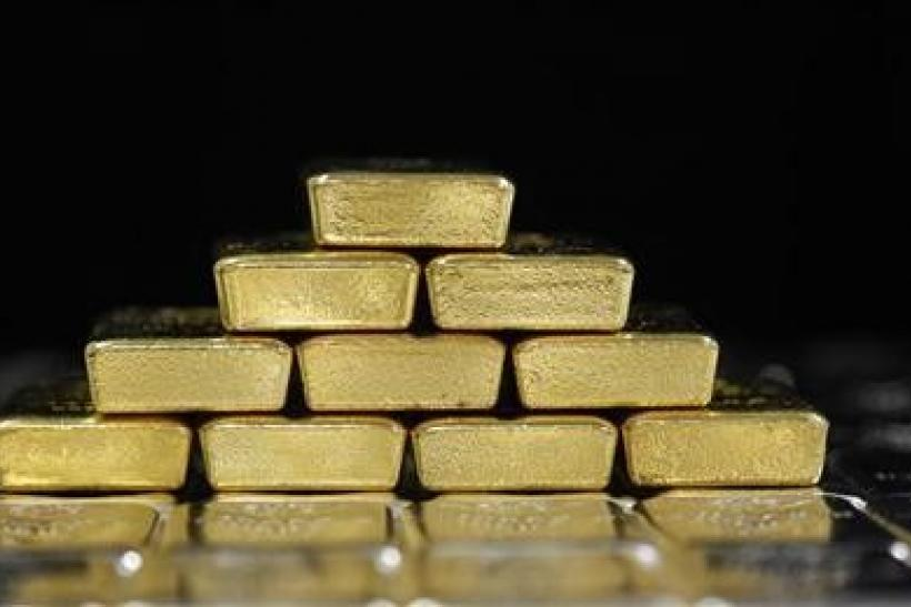 Gold rises in line with euro recovery