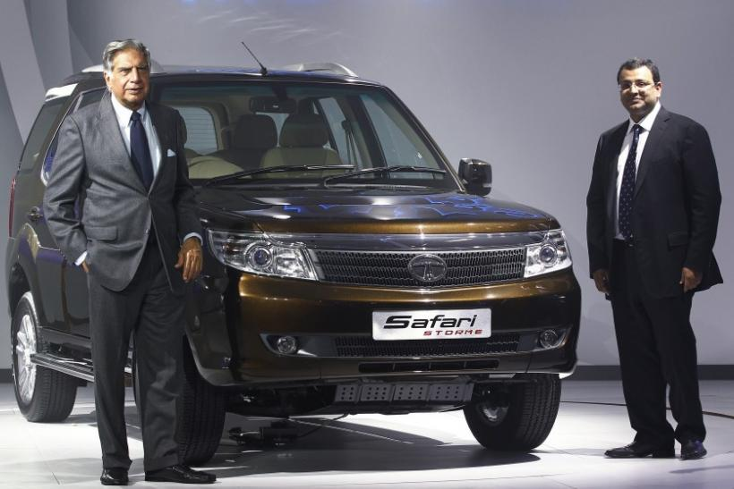 Celebrities, Launches and New Concepts at 2012 India Auto Expo