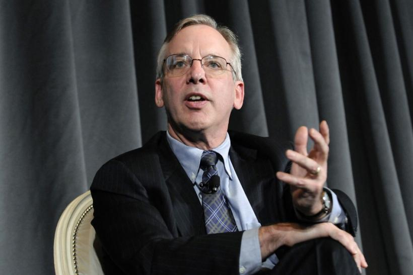 Federal Reserve Bank of New York CEO William C. Dudley speaks at the Bretton Woods Committee International Council conference in Washington, September 23, 2011.