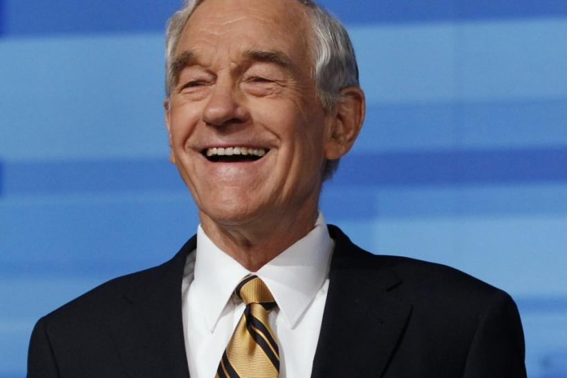 Ron Paul Beats Newt Gingrich For Third Place In Michigan Primary Place