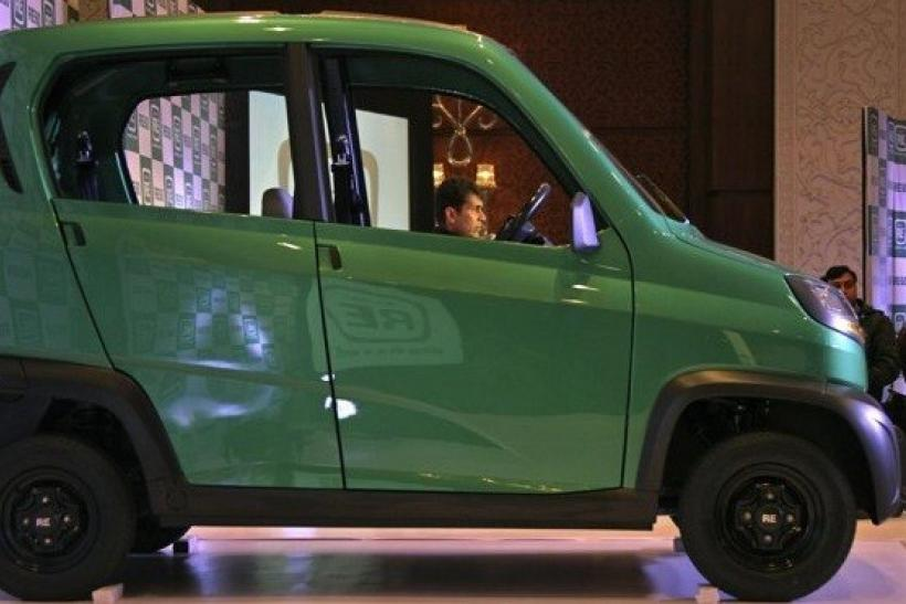 Bajaj RE60: The World's Cheapest Car?