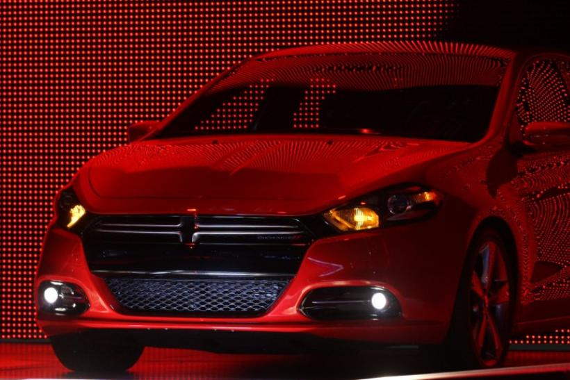 Dodge Dart Resurfaces at Detroit Auto Show