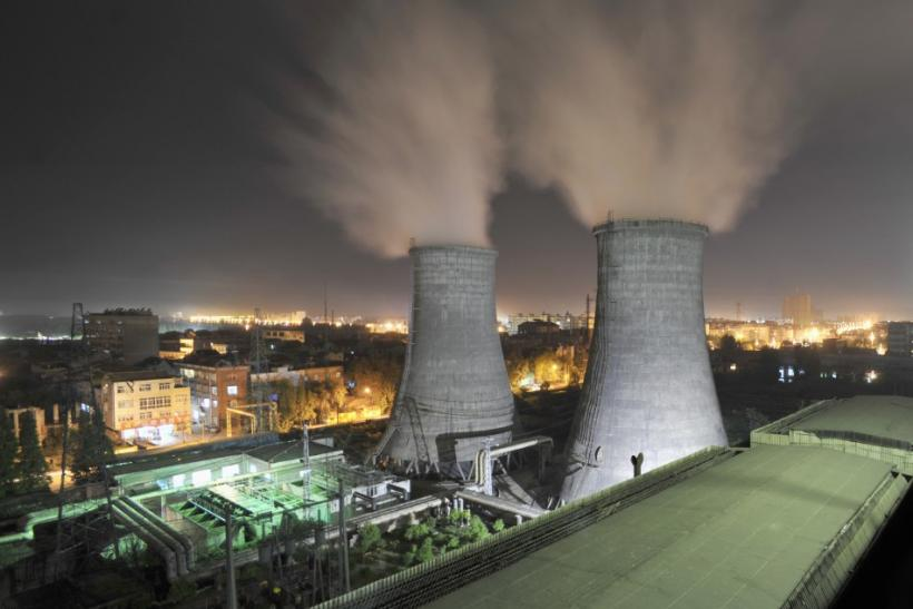 One Billion Pounds For Developing Carbon Capture And Storage Technology