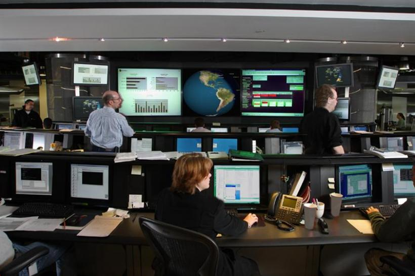 Symantec Security Operations Center