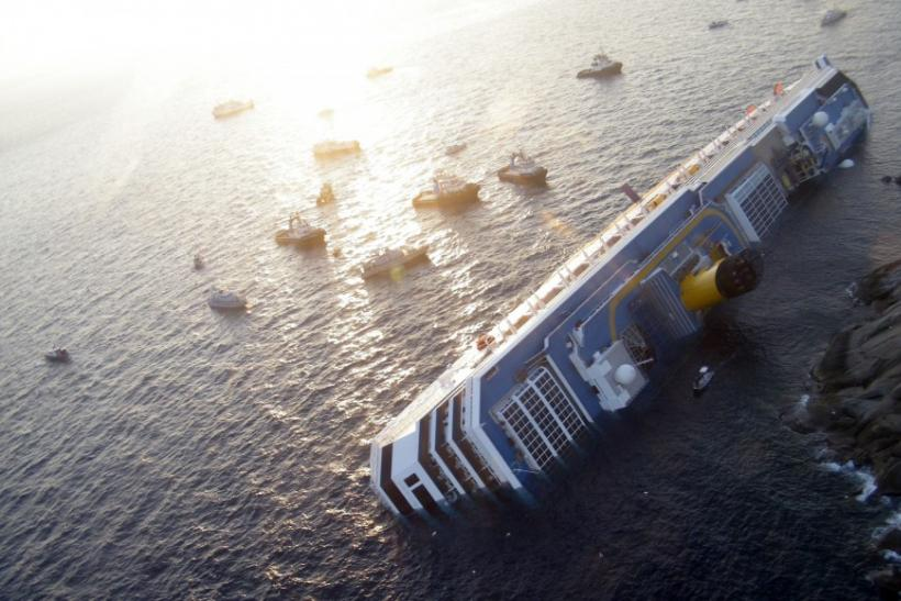 Costa Concordia Accident: Irish Couple Relives Cruise Ship Sinking [VIDEO]