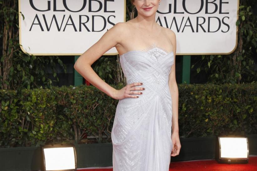 "Actress Shailene Woodley, from the film ""The Descendants"", arrives at the 69th annual Golden Globe Awards in Beverly Hills, California January 15, 2012."