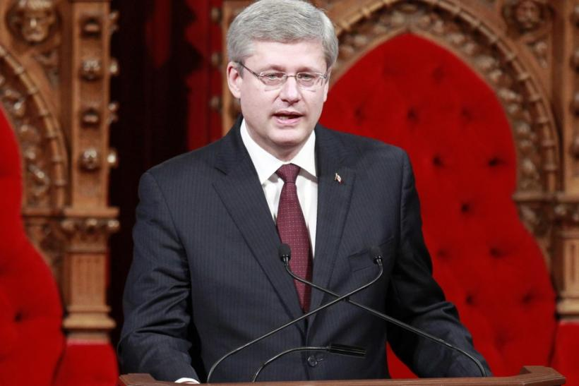 Iran threat should prompt Keystone rethink: Harper