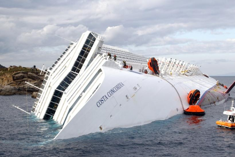 Cruise Ship Sinking: Costa Concordia Tragedy Unlikely to ...