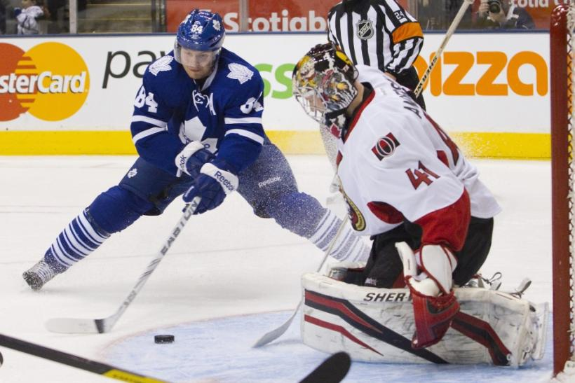 Sparks fly as Senators win Battle of Ontario