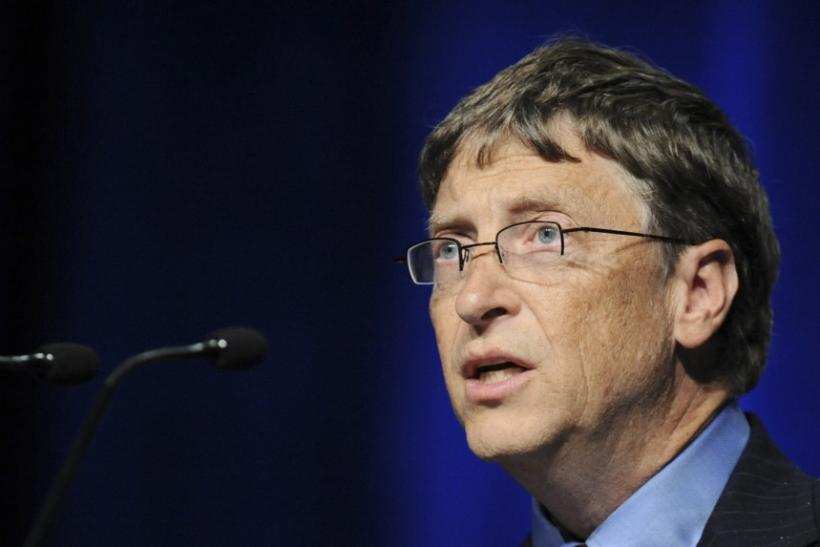 2. William Bill Gates