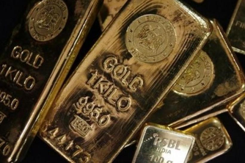 Gold Eases below $1,650/oz as Euro Rally Fades
