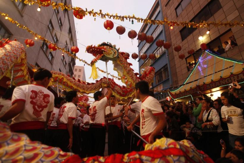 Chinese Dragon Year 2012: Top Predictions for Chinese 5 Elements