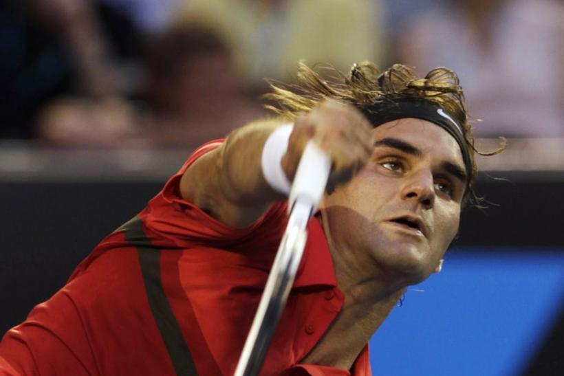 Federer Enters 1,000th Tour Match: His Best Moments in Pictures