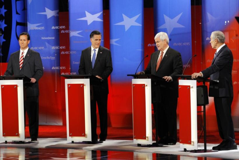 Republican Debate in Arizona: LIVE COVERAGE