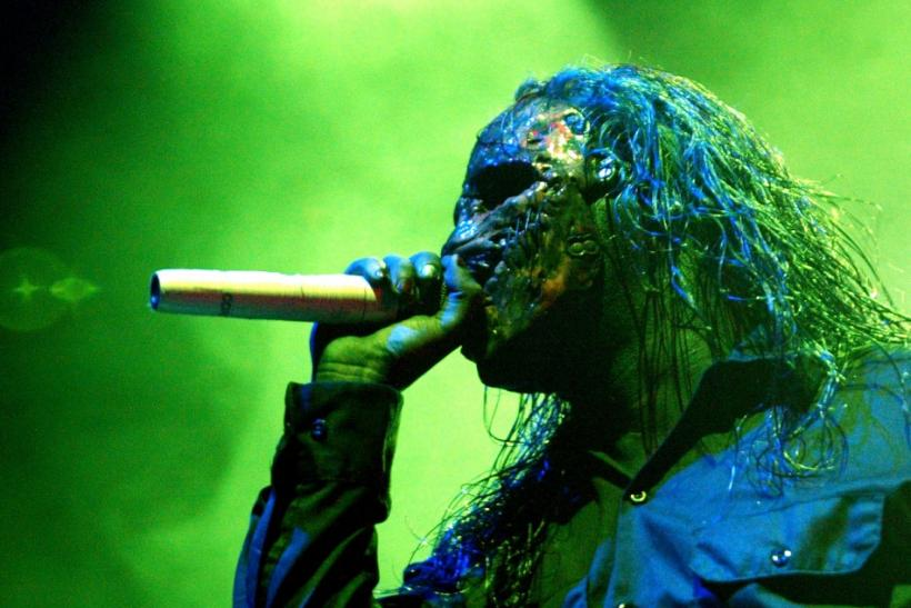Cori#8 of Slipknot