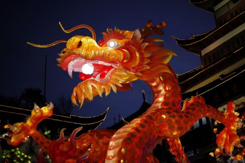 Year of Dragon