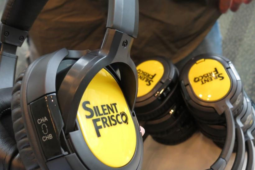 Silent Frisco Headsets