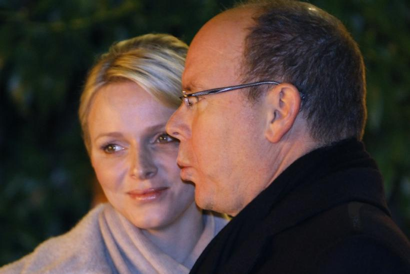 Princess Charlene Celebrates Sainte Devote