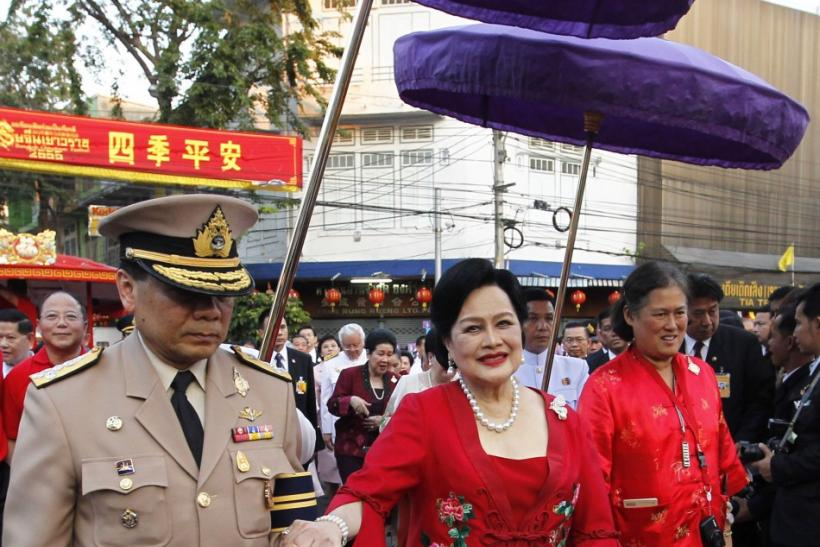 Royals at Lunar New Year Celebrations