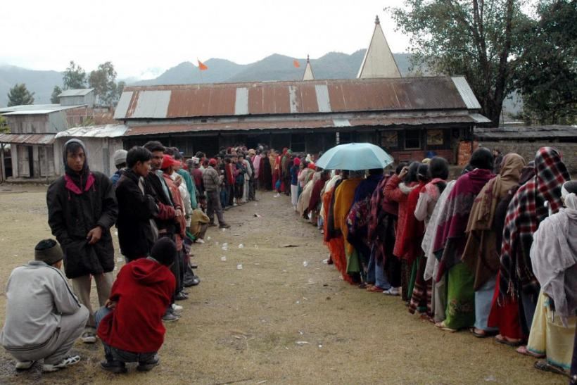 Voters/ Assembly Elections Manipur