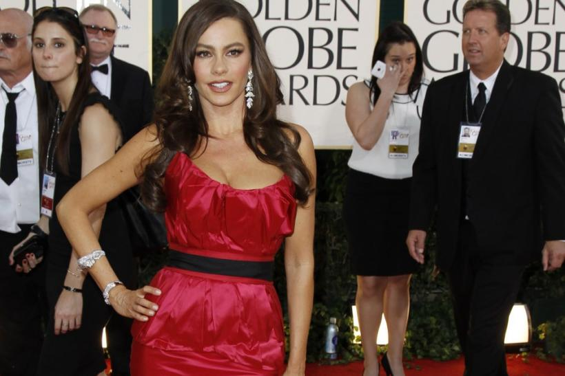 Sofia Vergara Voted Most Desirable Woman of 2012: 10 Hottest Pics