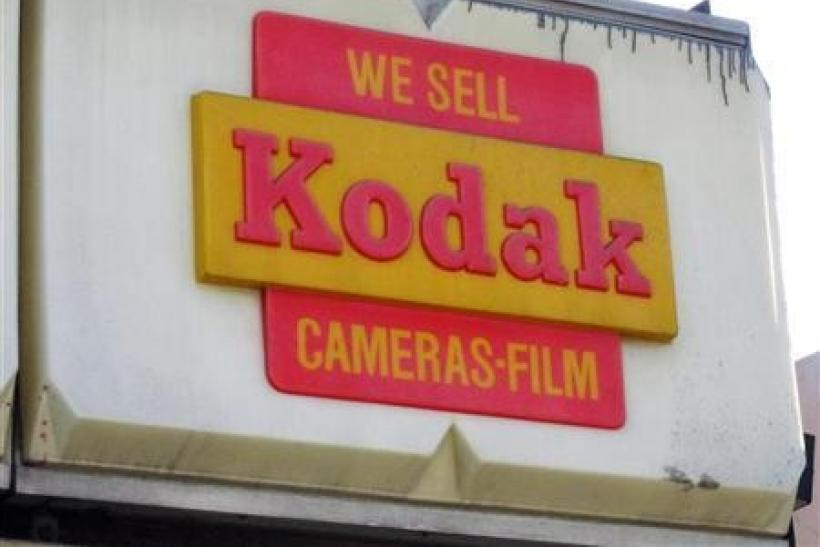 Kodak Fight Bankruptcy by Exiting Digital Camera Business
