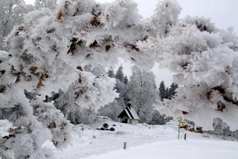 Europe Cold Spell
