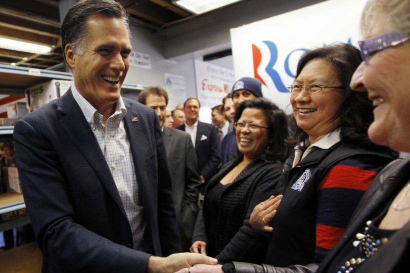 Nevada Caucus 2012: Mitt Romney Set To Win As Candidates Look Elsewhere