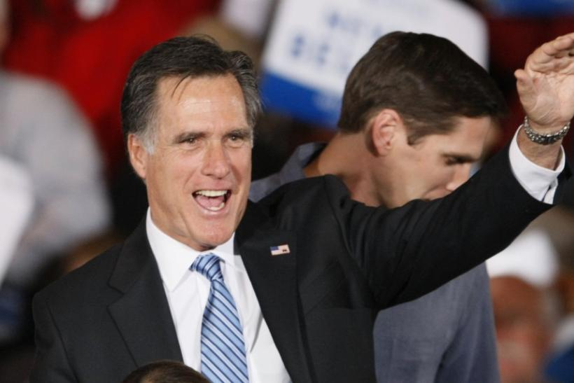 Mitt Romney Wins Nevada