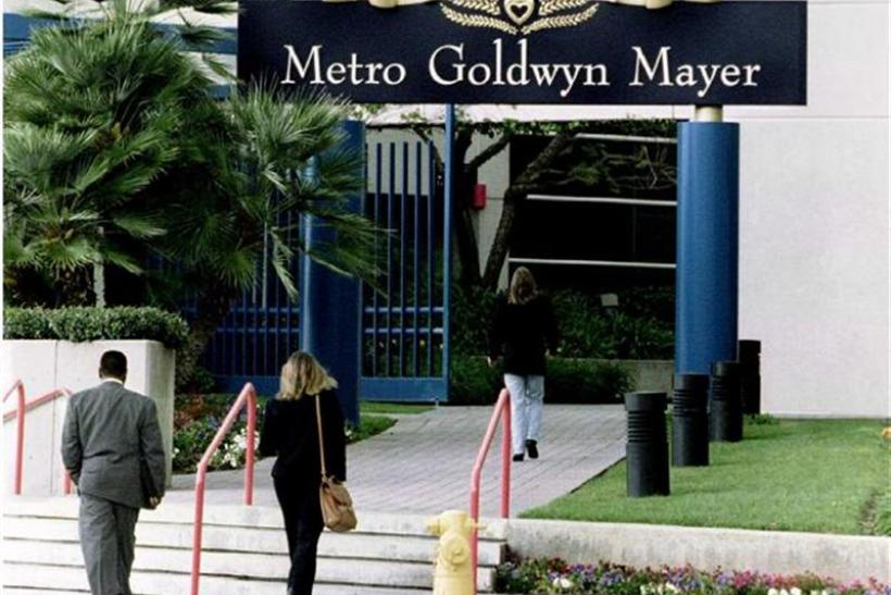 MGM headquarters are shown March 13, 1996 in Santa Monica.