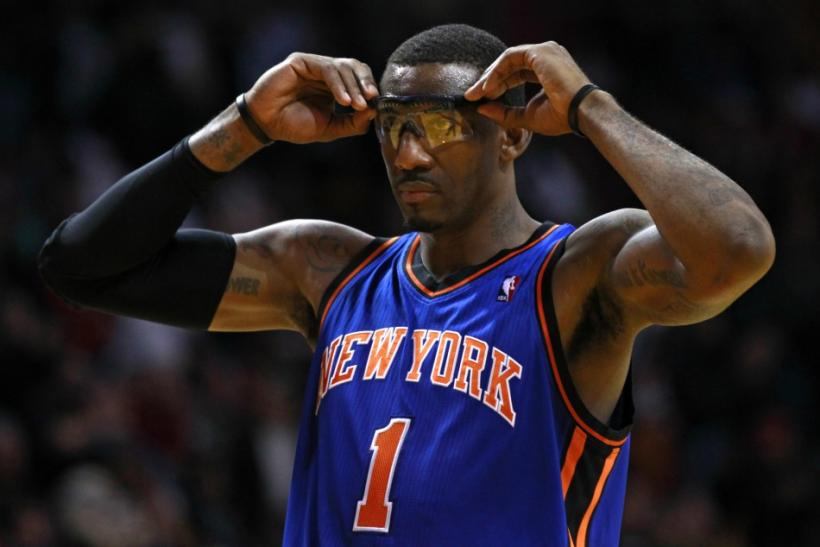 Amar'e Stoudemire Injury Update: Will The Knicks Big Man Return By Christmas?