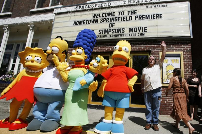Iran Simpsons Ban Homers Family Joins Barbie On Banned Toy List