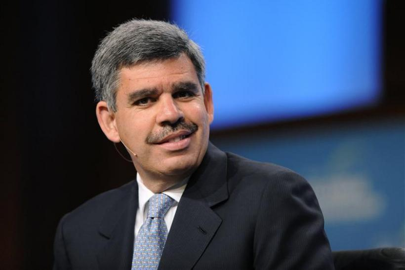 Mohamed El-Erian, CEO and Co-Chief Investment Officer, Pacific Investment Management Co., participates in the 2010 Milken Institute Global Conference in Beverly Hills, California