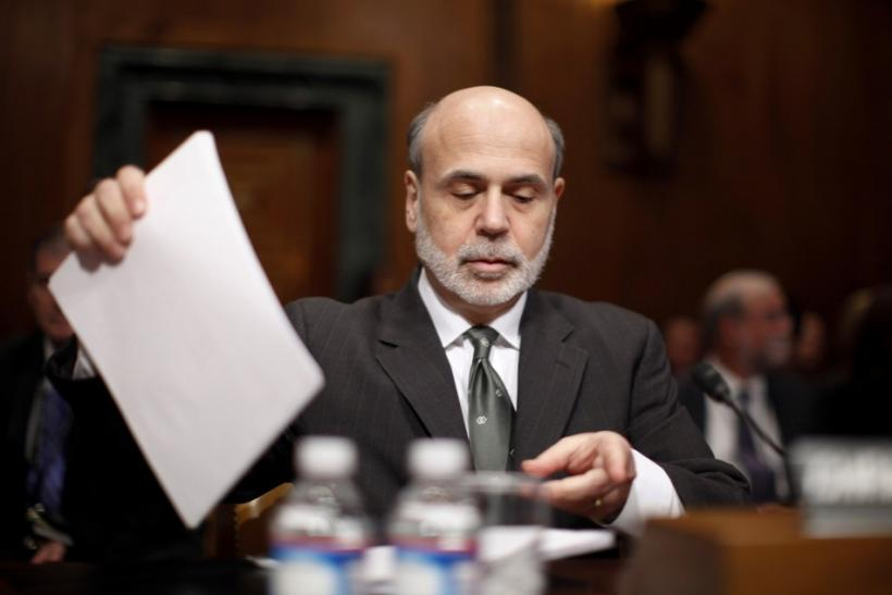Bernanke testifies before the Senate Banking Committee