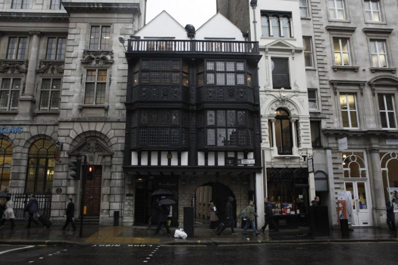 Prince Henry's Room on Fleet Street