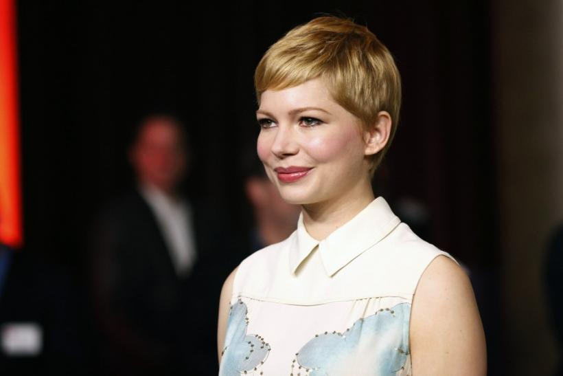 Michelle Williams in Victoria Beckham
